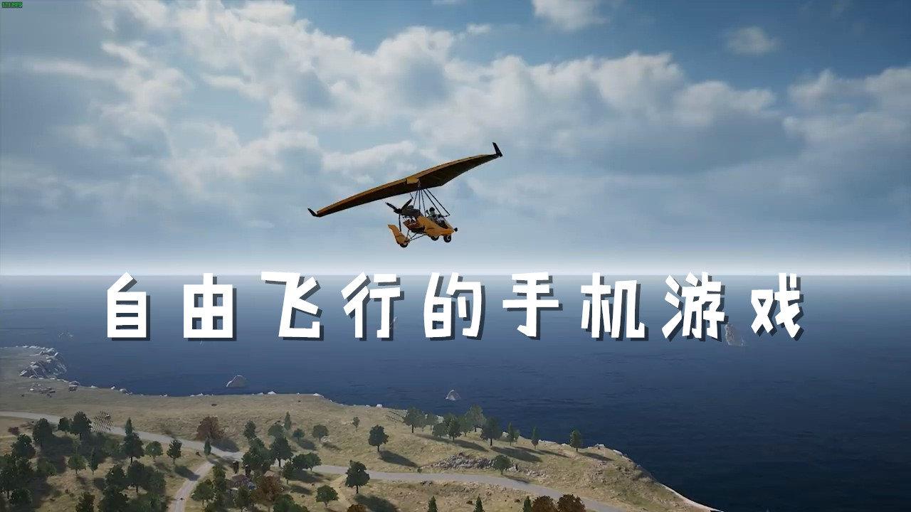 自由飞行的手机游戏