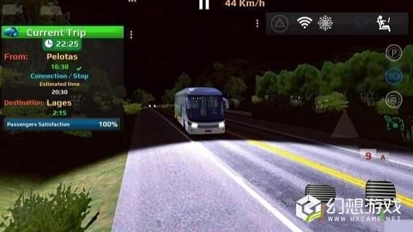 世界巴士模拟驾驶器图1