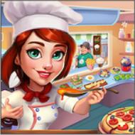 美食烹饪厨房