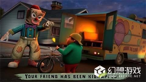 怪异的小丑小镇之谜图2