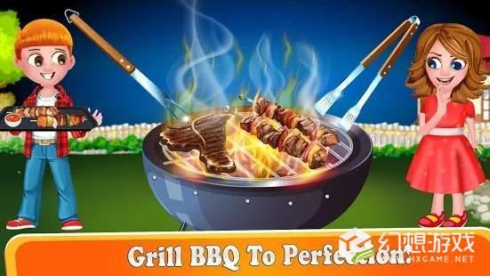 烧烤后院烹饪乐趣图2