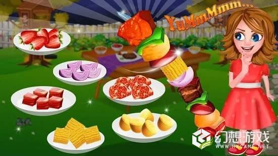 烧烤后院烹饪乐趣图3