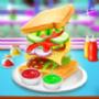 我做汉堡贼6
