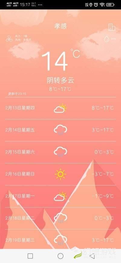 草莓天气图3