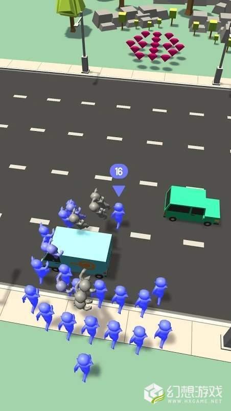 人群VS交通图2