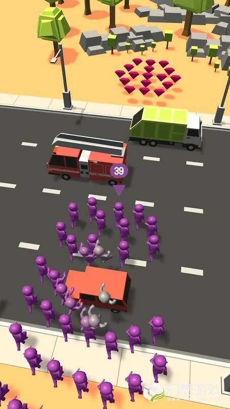 人群VS交通图3