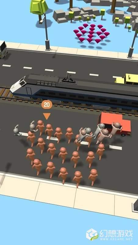 人群VS交通图4