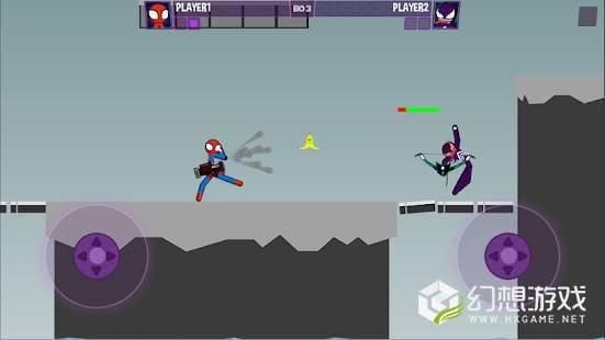 Spider Stickman 2图1