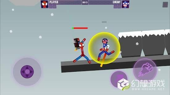 Spider Stickman 2图2