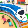 放置观光火车