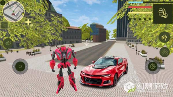 变形汽车机器人图1