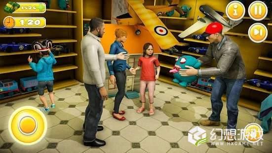 虚拟爸爸梦想家庭模拟器图5