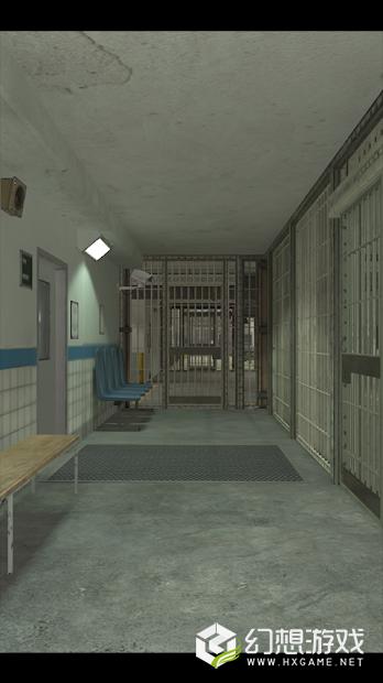 逃出联邦刑务所图1