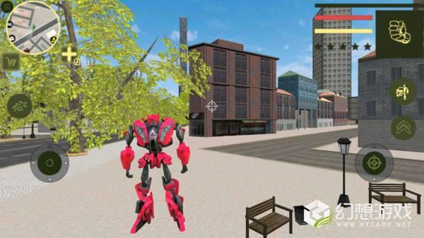 变形汽车机器人图2