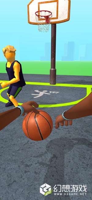 Dribble Hoops图2