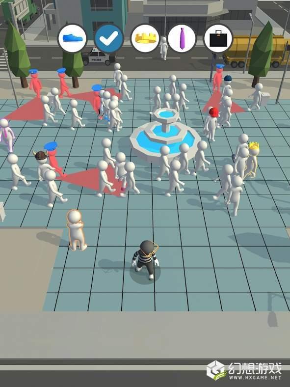 偷偷摸摸的盗贼3D图3