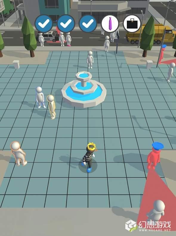 偷偷摸摸的盗贼3D图2