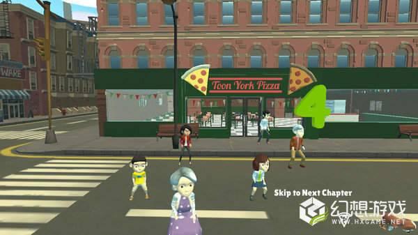 我的披萨世界图1