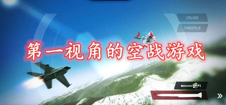 第一视角的空战游戏