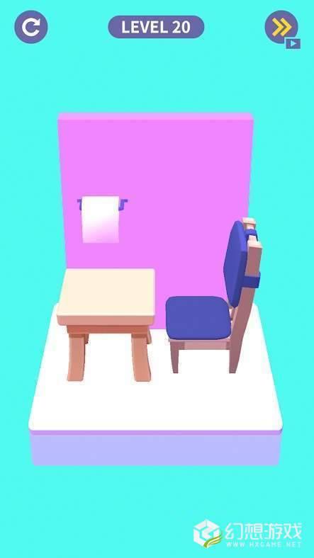 家居装修3D图3