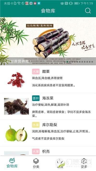 养生食物库图3