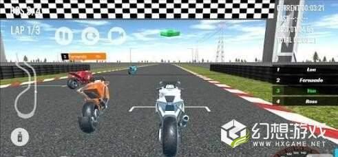 狂飙摩托赛车图2