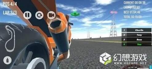 狂飙摩托赛车图1