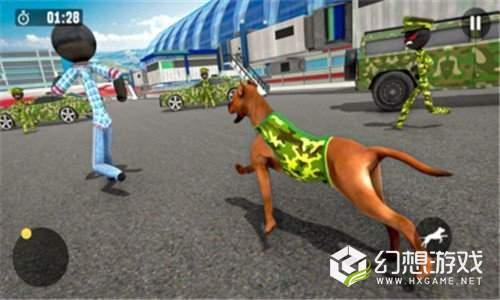 火柴人军犬模拟器图3