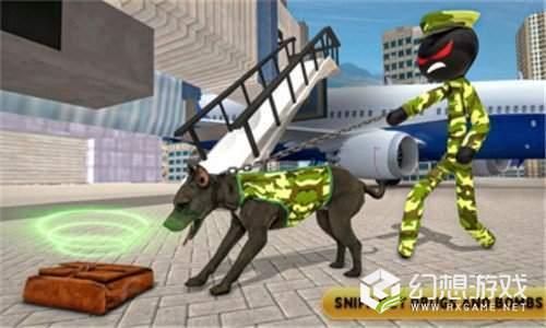 火柴人军犬模拟器图2