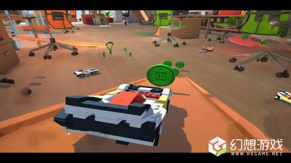玩具车祸模拟器图1