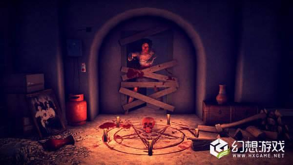 恐怖房屋逃脱图2
