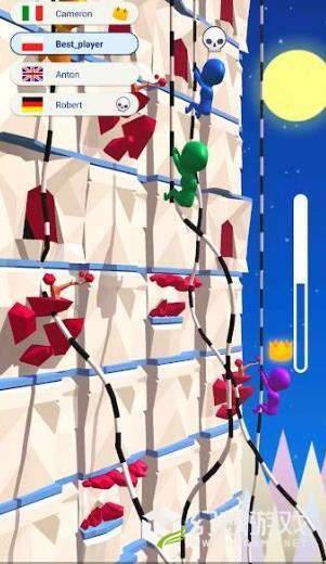 火柴人攀岩比赛图3