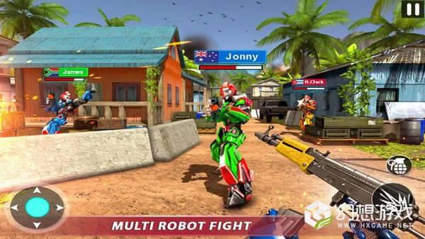 射击机器人行动图3