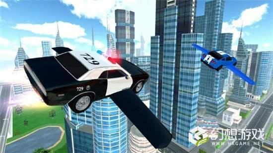 飞行警车模拟图4