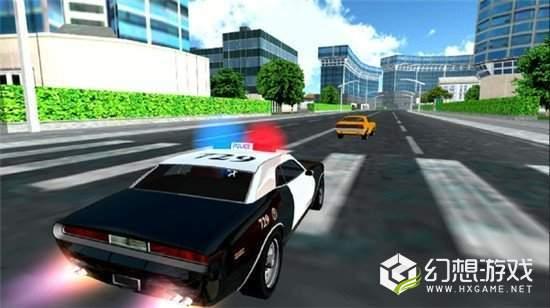 飞行警车模拟图3