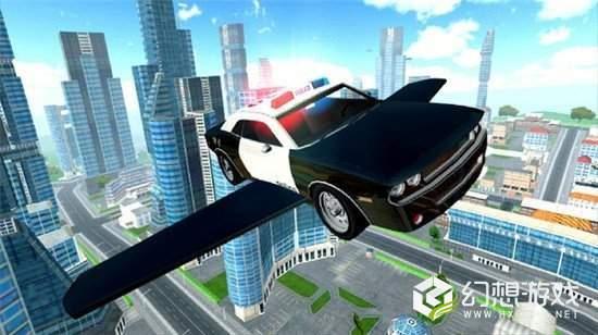 飞行警车模拟图2