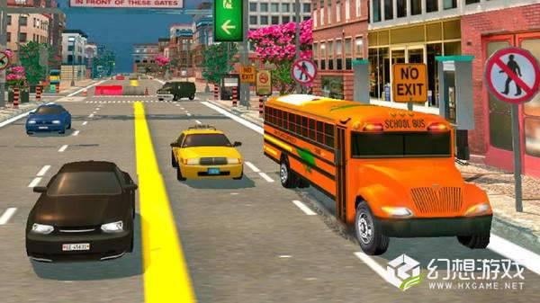 模拟高中巴士驾驶图2
