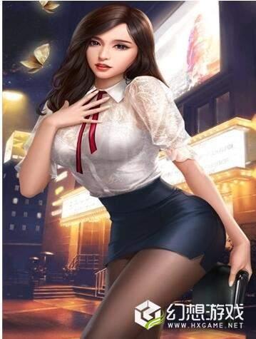 我的美女秘书图2