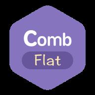 Combflat