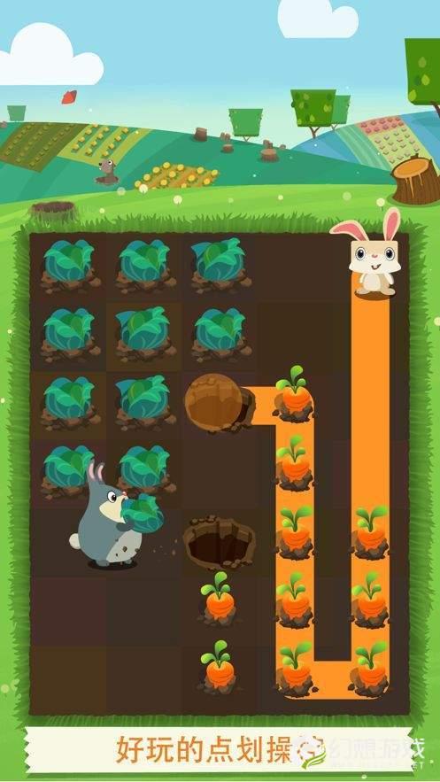 天天养兔子分红兔版图4