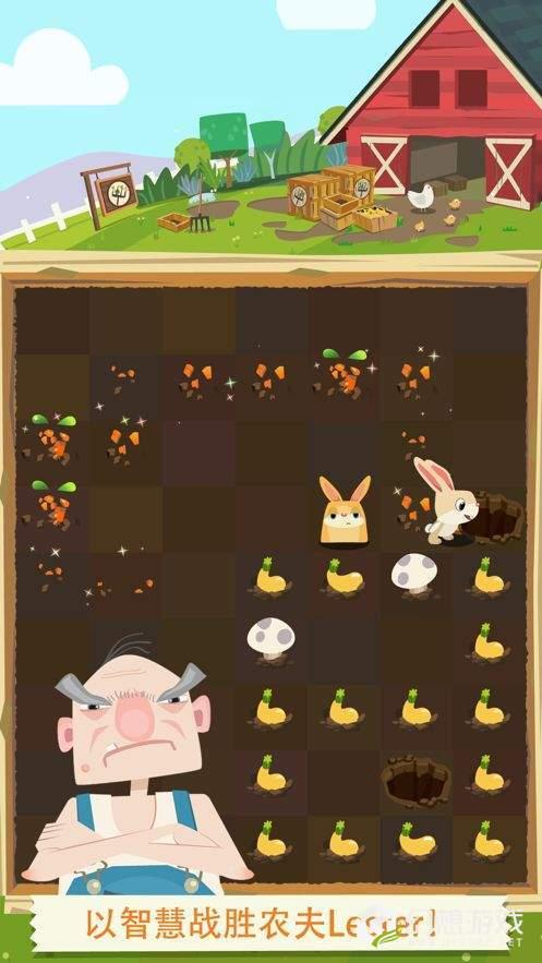 天天养兔子分红兔版图3