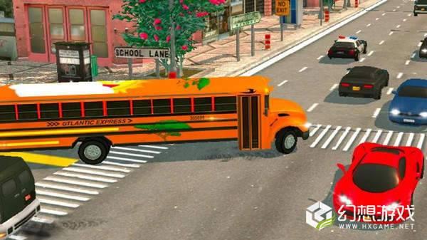 模拟高中巴士驾驶图3