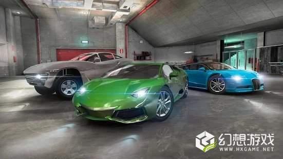 交通观光赛车3D图1