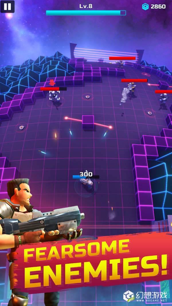 未来霓虹战士图2