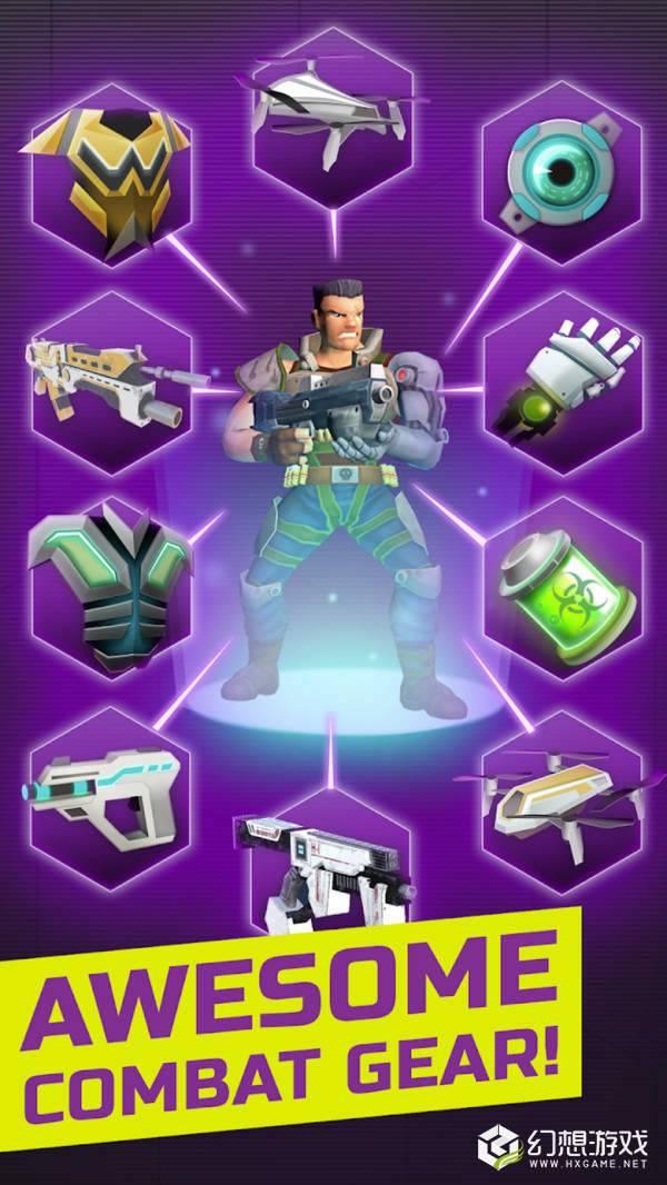 未来霓虹战士图4