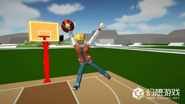 火柴人篮球模拟器图3
