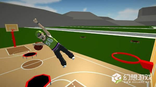 火柴人篮球模拟器图2