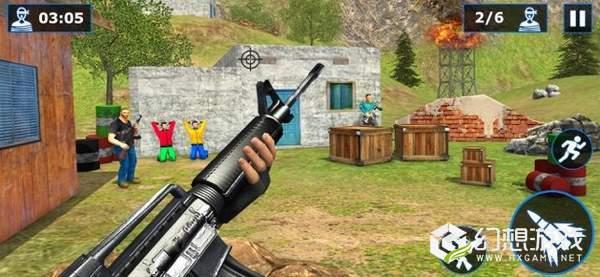 暴击枪射击图3