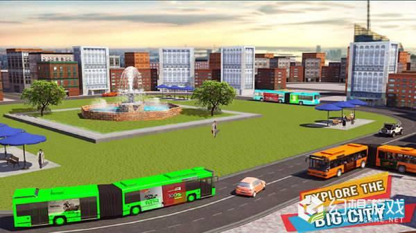 智能巴士模拟图2