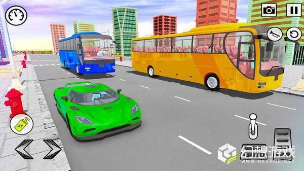 模拟驾驶图2